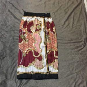 Zara skirt multicolor